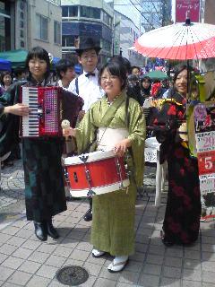 春祭り二日目☆